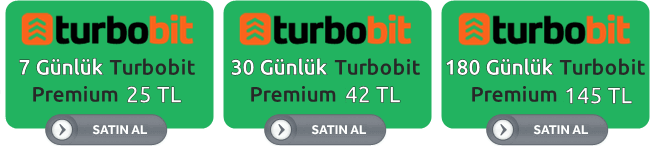 Turbobitten premium alarak tüm dosyaları hızlı indirebilirsiniz.