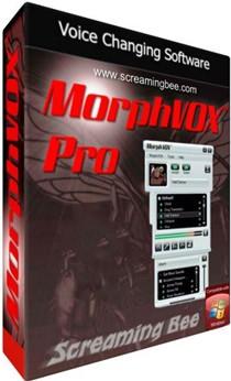 MorphVOX Pro v4.4.71.B25940 + Eklentileri