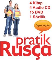 Pratik Rusça Eğitim Seti