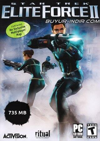 Star Trek: Elite Force II PC Tek Link