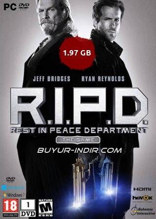 R.I.P.D: The Game Full