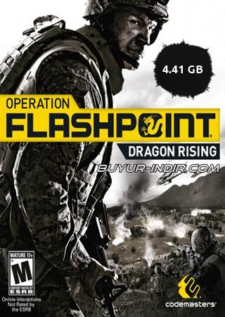 Operation Flashpoint: Dragon Rising Full