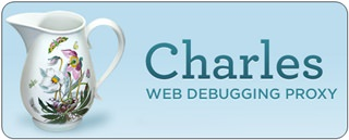 Charles Web Debugging Proxy v4.0.2