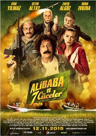 Ali Baba ve 7 Cüceler | 2015 | 720p | TR | MKV