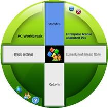 TriSun PC WorkBreak Enterprise v3.0