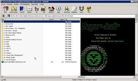 Windows Server 2012 Türkçe Eğitim Seti