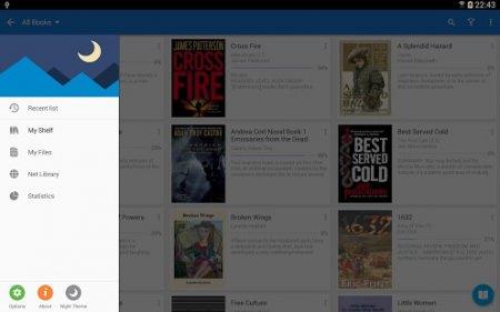 Moon+ Reader Pro v3.5.0 APK Full