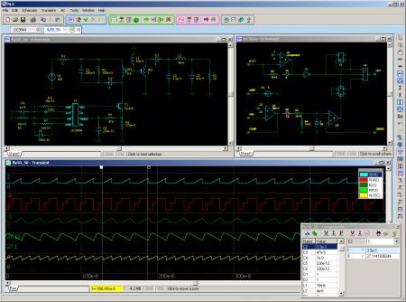 Sidelinesoft NL5 Circuit Simulator v2.2.1