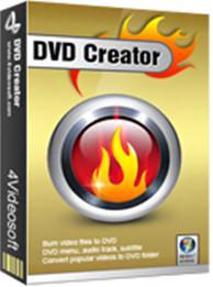 4Videosoft DVD Creator v5.0.88
