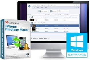 AnyMP4 iPhone Ringtone Maker v7.0.86