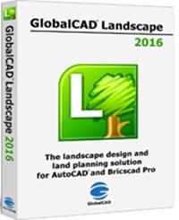 GlobalCAD Landscape 2016 v1.2