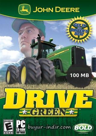 John Deere Drive Green Full Oyun