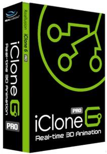 Reallusion iClone Pro v6.42.2725.1 + İçerik Paketi