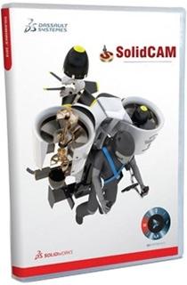 SolidCAM 2015 SP4 HF4 Türkçe (x86 / x64)
