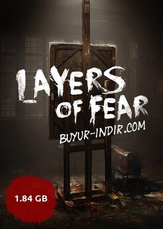 Layers of Fear Türkçe Full