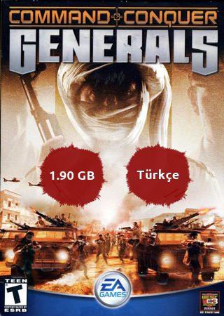 Command & Conquer Generals Türkçe Full indir