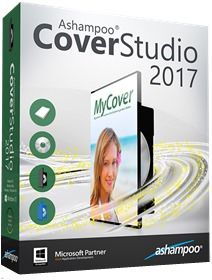 Ashampoo Cover Studio 2017 v3.0.0 Türkçe