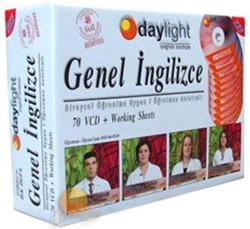 Daylight Genel İngilizce Görsel Eğitim Seti