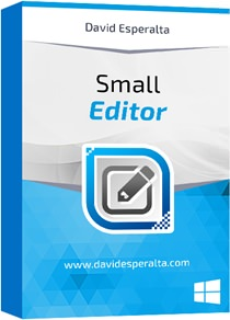 Small Editor 2016.9