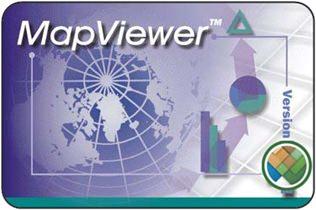Golden Software MapViewer v8.4