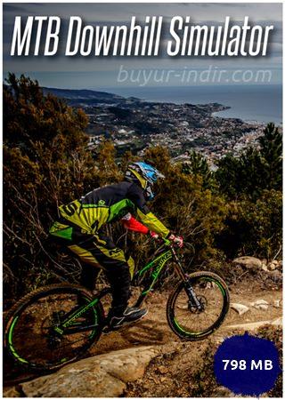 MTB Downhill Simulator Tek Link