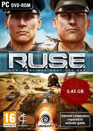 R.U.S.E PC Full Tek Link