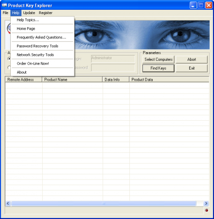 Product Key Explorer v3.9.1.0