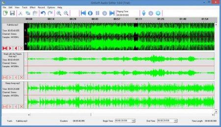 GiliSoft Audio Editor v1.4.0