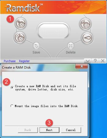 GiliSoft RAMDisk v6.6.0