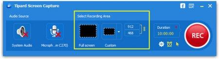 Tipard Screen Capture v1.1.6