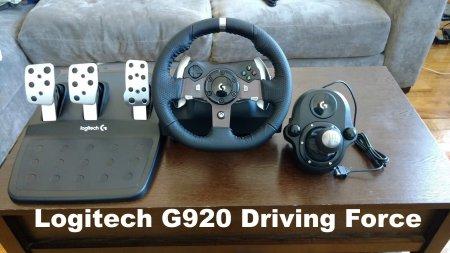 Logitech G920 ve G29 İncelemesi