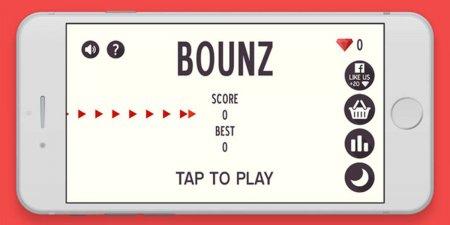Bounz 1.3.1 iOS iPA