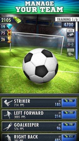 Soccer Clicker v1.2.4 iPA iOS