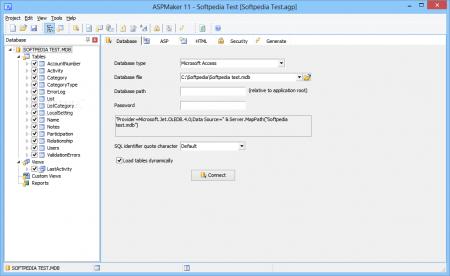 ASPMaker v11.0.4