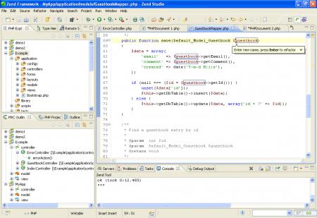 Zend Studio v13.5.1