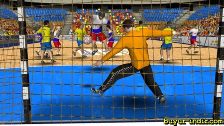Handball Simulator 2010 European Tournament