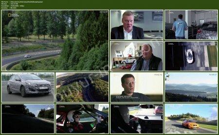Dünyanın En Zorlu Yarış Pisti: Nürburgring
