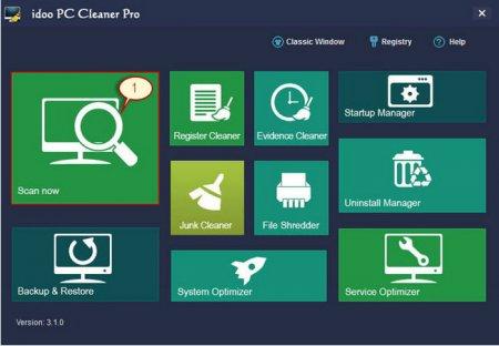 Idoo PC Cleaner Pro 3.1.2