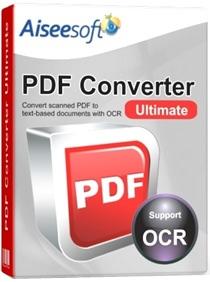 Aiseesoft PDF Converter Ultimate v3.3.6.49468