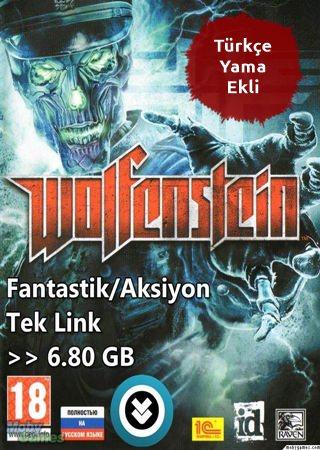 Wolfenstein 2 + Türkçe Yama