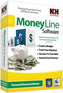 NCH MoneyLine Plus v2.04