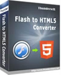 ThunderSoft Flash to HTML5 Converter v2.4.1.0