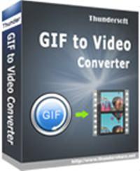 ThunderSoft GIF to Video Converter v1.5.8.0