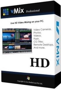 vMix Pro v17.0.0.103