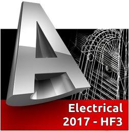 Autodesk AutoCAD Electrical 2017 HF3