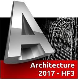 Autodesk AutoCAD Architecture 2017 HF3