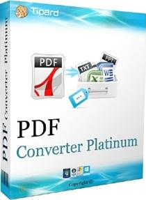 Tipard PDF Converter Platinum v3.3.6