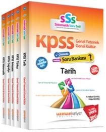 Uzman Kariyer - KPSS Soru Bankaları ve Arşiv Kitapları
