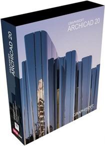 Graphisoft ArchiCAD 20 B3012
