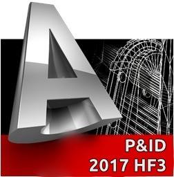 Autodesk AutoCAD P&ID 2017 HF3